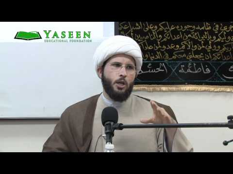 Q&A Session  | Sh. Hamza Sodagar - Ramadan 1431 2010 - English