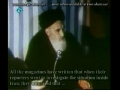 Imam Khomeini speech in Paris, France - Persian sub English