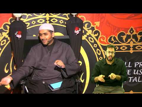 [Eve 4th Muharram 1440] Topic:Faith and Community in a Changing World |Sheikh Murtaza Bachoo |13/09/2018 Stanmore UK Eng