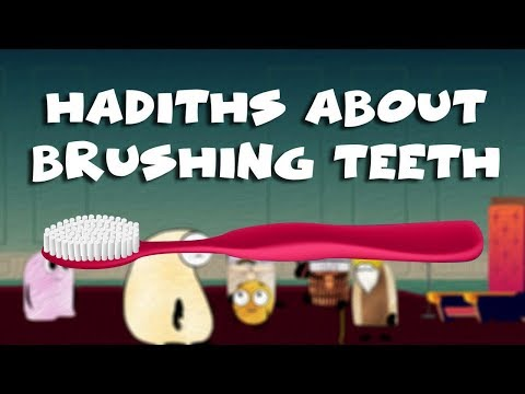 Hadiths about Brushing Teeth   When a Friend has Bad Breath (Pt. 2/2)   BISKITOONS   English
