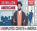 38 MILLION Americans don't have jobs: Covid19 in America | CubeSync | English