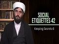 Social Etiquettes 42 | Keeping Secrets 6 | Farsi Sub English