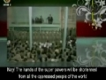 Imam Khomeini (R.A) on Shia Sunni Unity - Farsi sub English