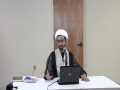 Work and Work Ethics from the Quranic Story of Nabi Musa (a) -Sheikh Salim (Day 21) - English