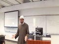 [08] Existence of God - Sheikh Murtaza Bachoo - English