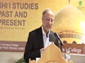 [Shi\'i Studies Conference : Past and Present] The study of shi\'ite Islam in North American Universities - Dr. Liyakat