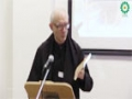 [01] Monks and Muslim III: Towards a Global Abrahamic Community - by Jonathan Cotton OSB - English